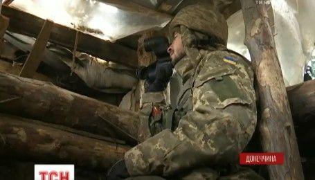 ОБСЕ фиксирует самое большое количество обстрелов в зоне АТО за весь год