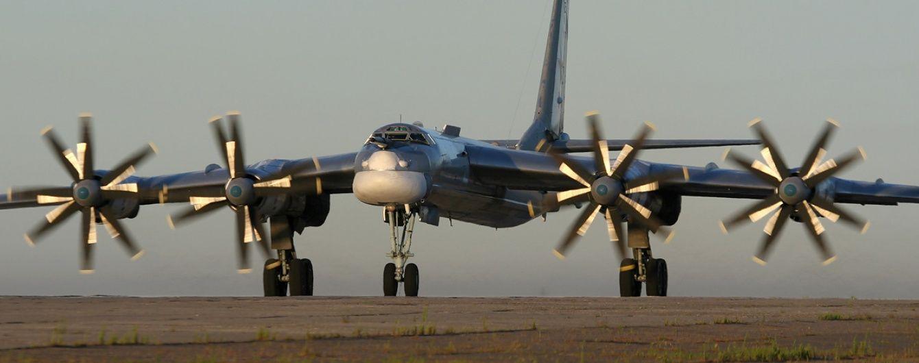 РФ завдає удару: стратегічні ракетоносці Ту-95МС обстріляли бойовиків в Сирії