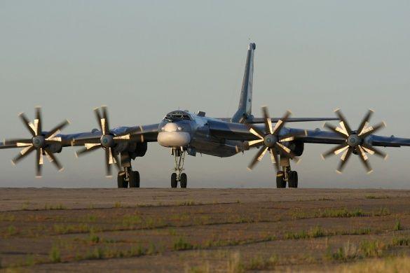 стратегические ракетоносцы Ту-95МС