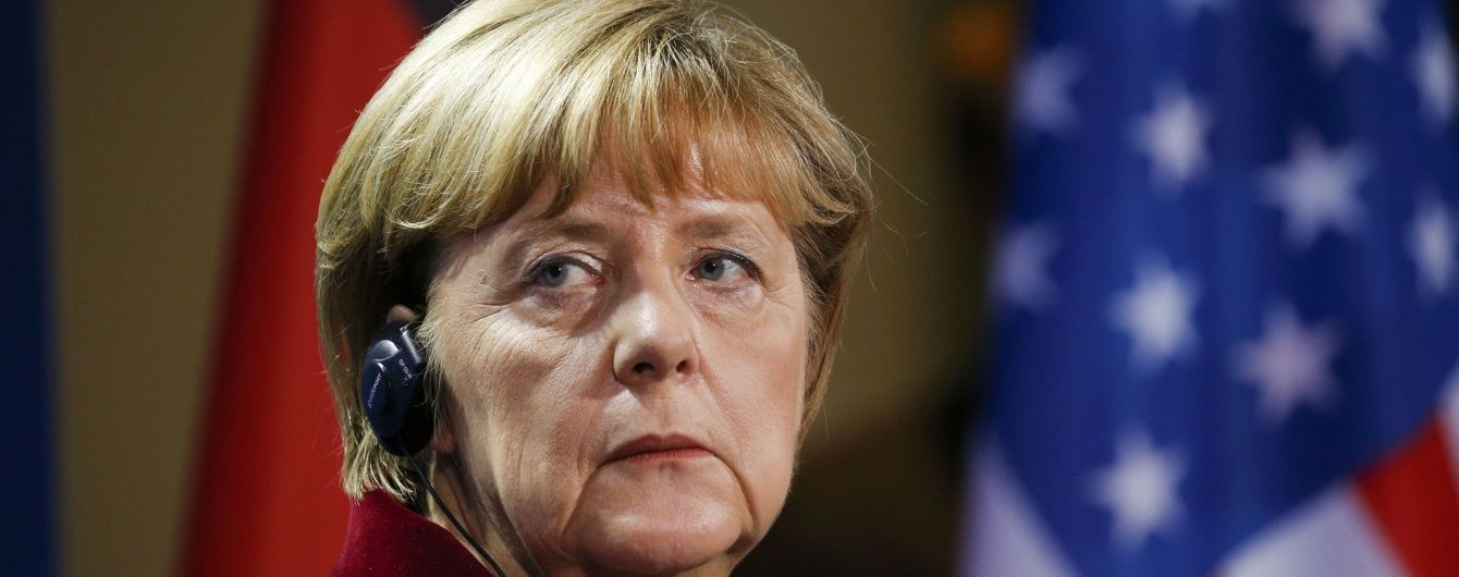 Меркель запевнила, що співпрацюватиме з Трампом щодо питання анексії Криму