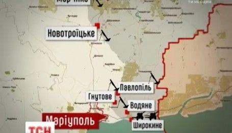 Вблизи границы с Украиной россияне снова развернули вооруженные силы