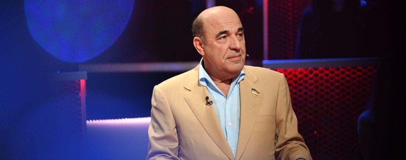 Рабінович заявив, що має плівки з доказами злочинів керівництва НБУ