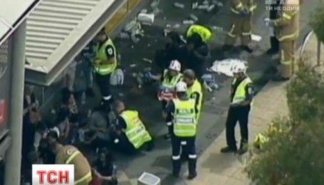 Австралиец совершил самоподжог в банке: пострадали 27 человек