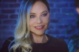 Орнелла Муті знялася у кліпі російського співака на пісню про Челентано