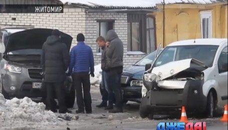 ДТП с дорог Украины