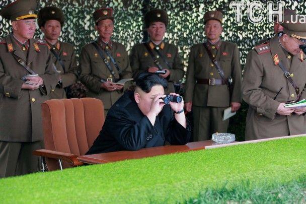 У КНДР провели змагання серед жінок-артилеристок