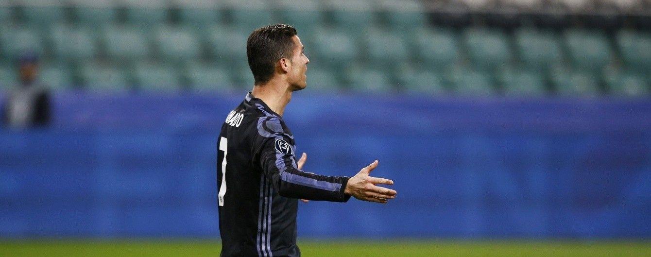 Легенда колумбійського футболу вважає, що Роналду погано впливає на одноклубників