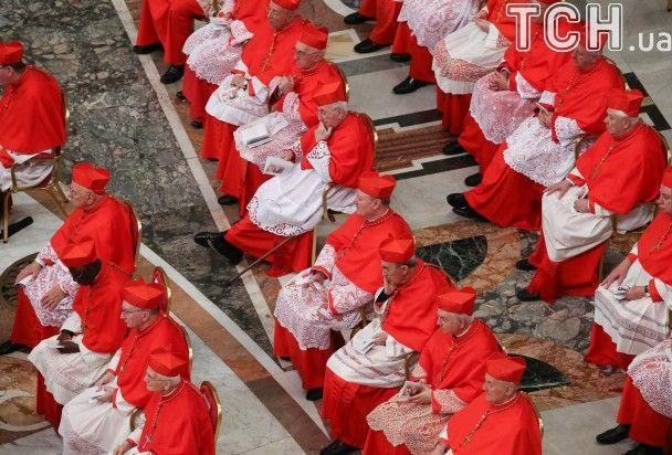 У Ватикані вперше призначили кардиналами вихідців з Лесото, Бангладеш і Малайзії