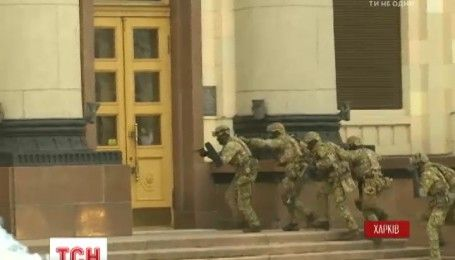 КОРД, СБУ та Нацгвардія: у Харкові відбулися всеукраїнські антидиверсійні тренування силовиків