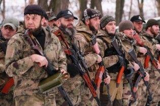 """На Донбасі зросла кількість """"кадирівців"""", які приборкують бойовиків – ЗМІ"""