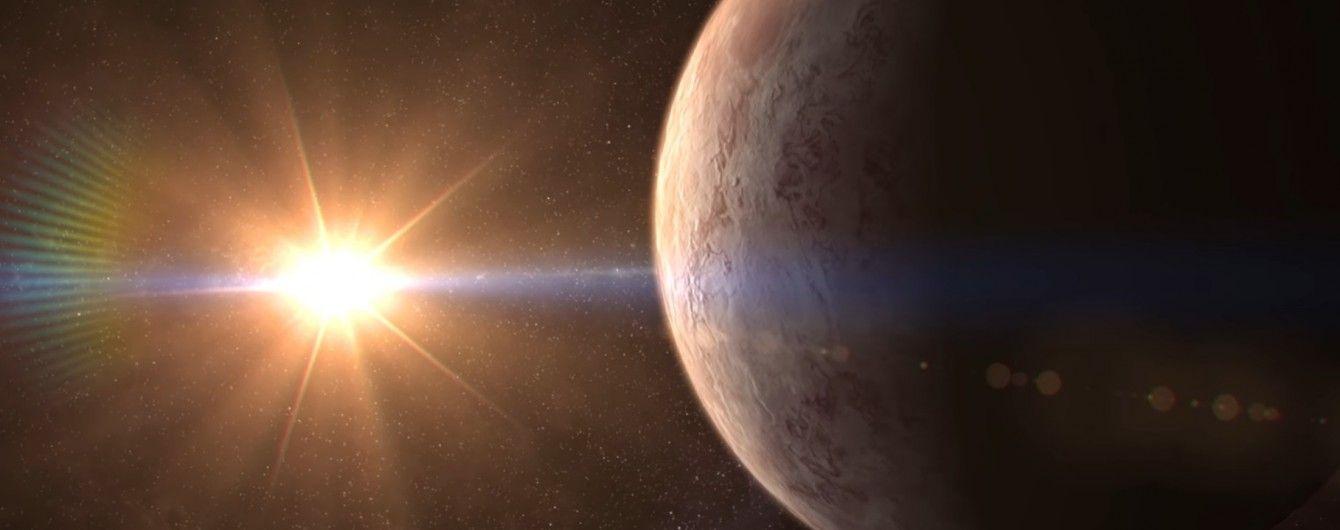 Учені знайшли суперземлю поблизу Сонячної системи