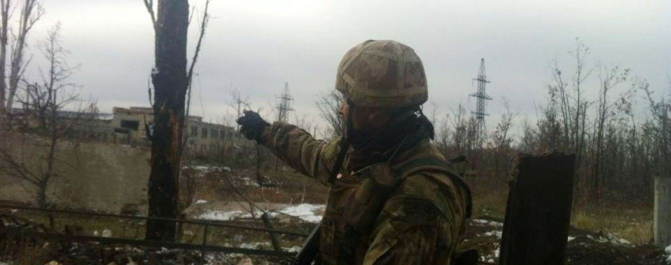 Під Донецьком бойовики вбили українського військового