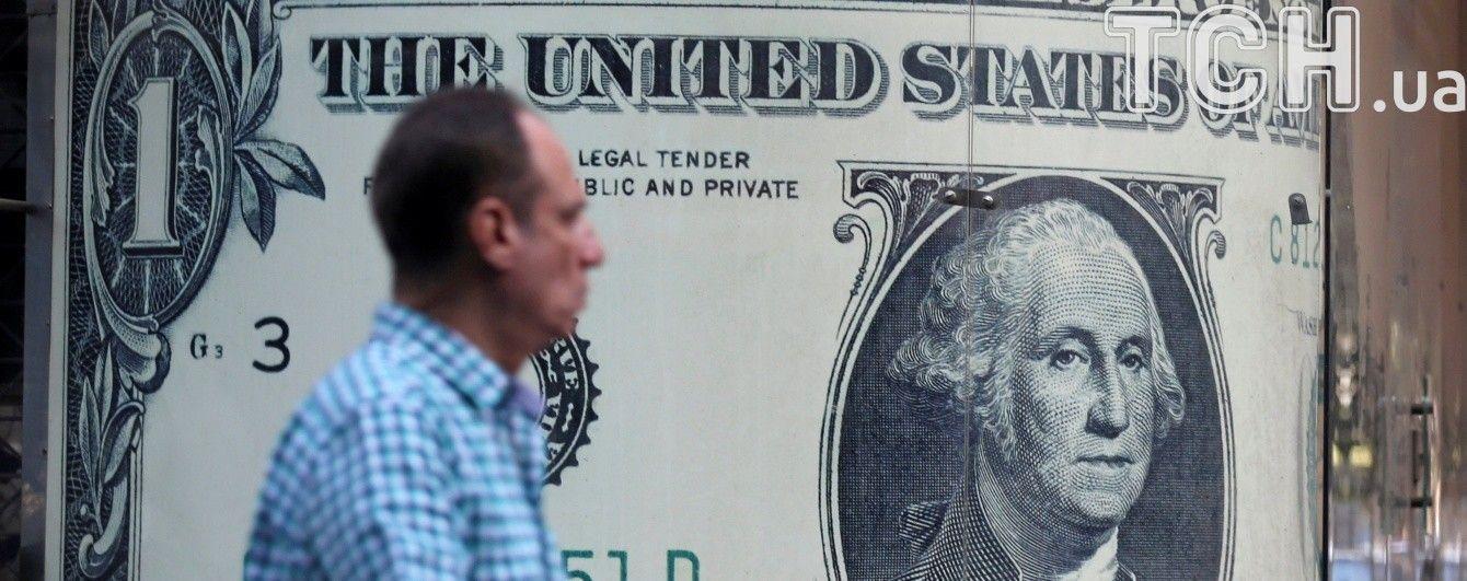 Основна валюта здешевшала в курсах валют Нацбанку на 11 липня. Інфографіка