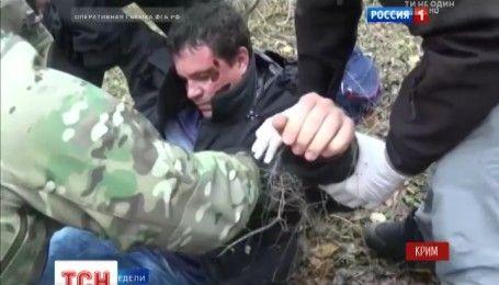 В Крыму арестовали еще двух украинцев