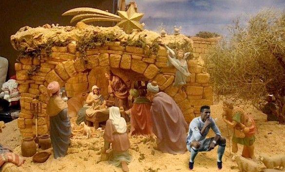 Роналду меми на нове святкування голу _2