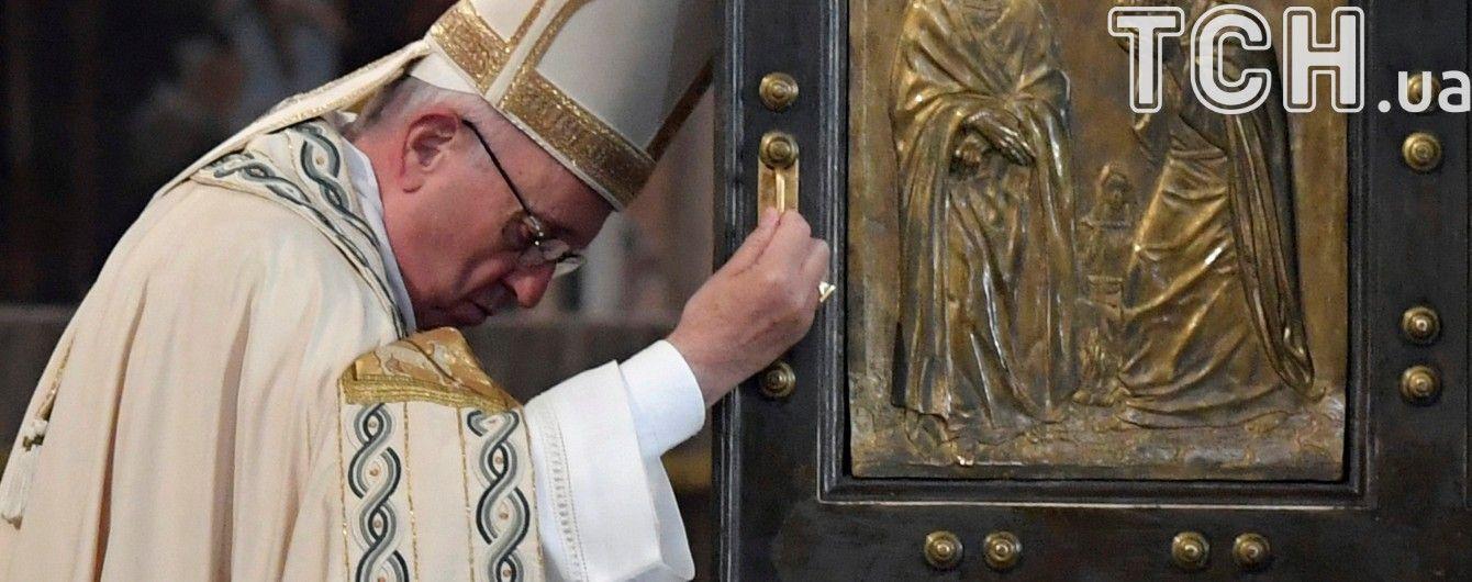 Франциск вирішив зняти обмеження на відпущення гріха аборту