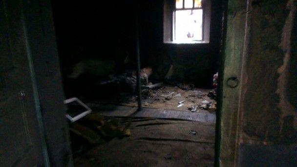 На Одещині під час пожежі загинула родина з двома дітьми