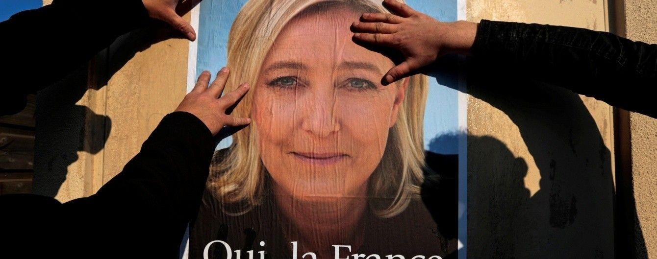 Ле Пен запланувала Frexit у разі перемоги на президентських виборах