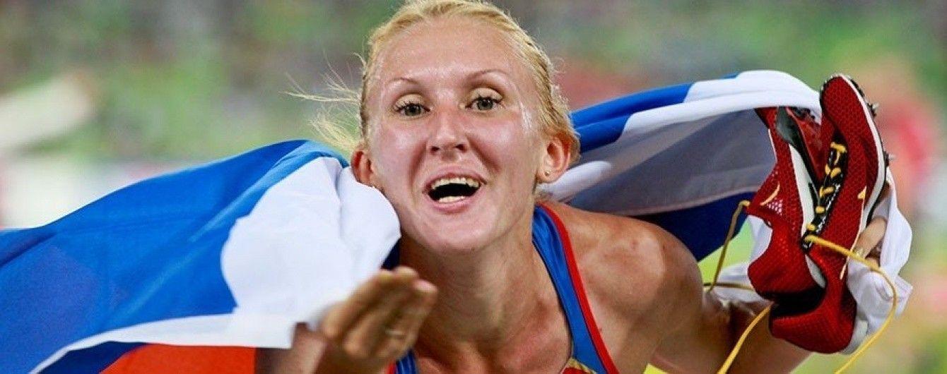 Трьох російських атлетів через допінг позбавили медалей Олімпіади-2012
