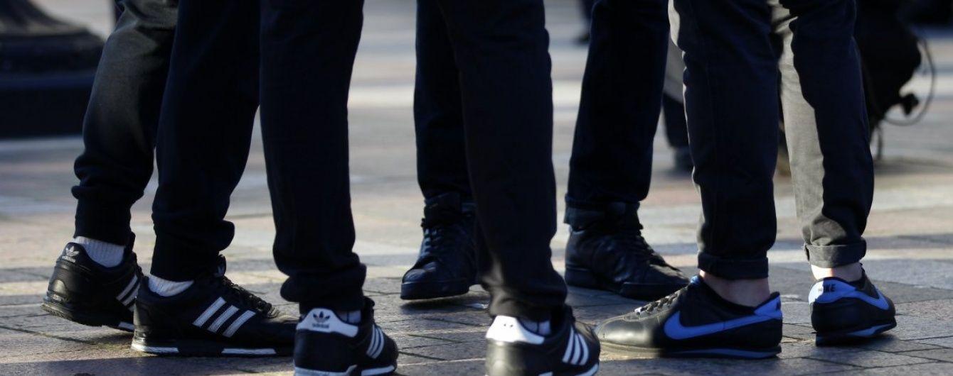 Подробности задержаний титушек-провокаторов 9 мая: пятеро уже в СИЗО, еще семерых ищут