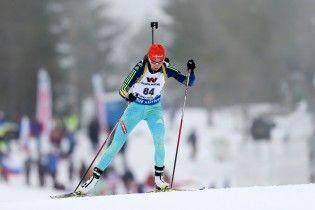 """Українки здобули """"бронзу"""" на етапі Кубка Світу з біатлону у Словенії"""