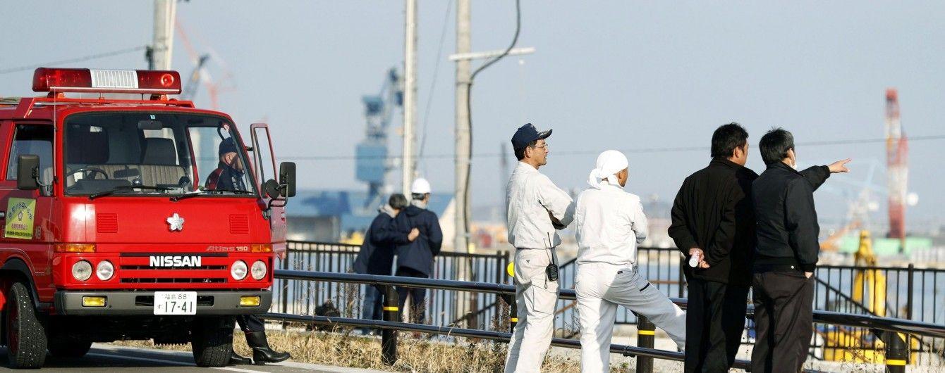 Японію через потужний землетрус можуть поглинути триметрові хвилі цунамі