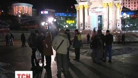 Три человека пострадали в результате ночных драк в центре столицы