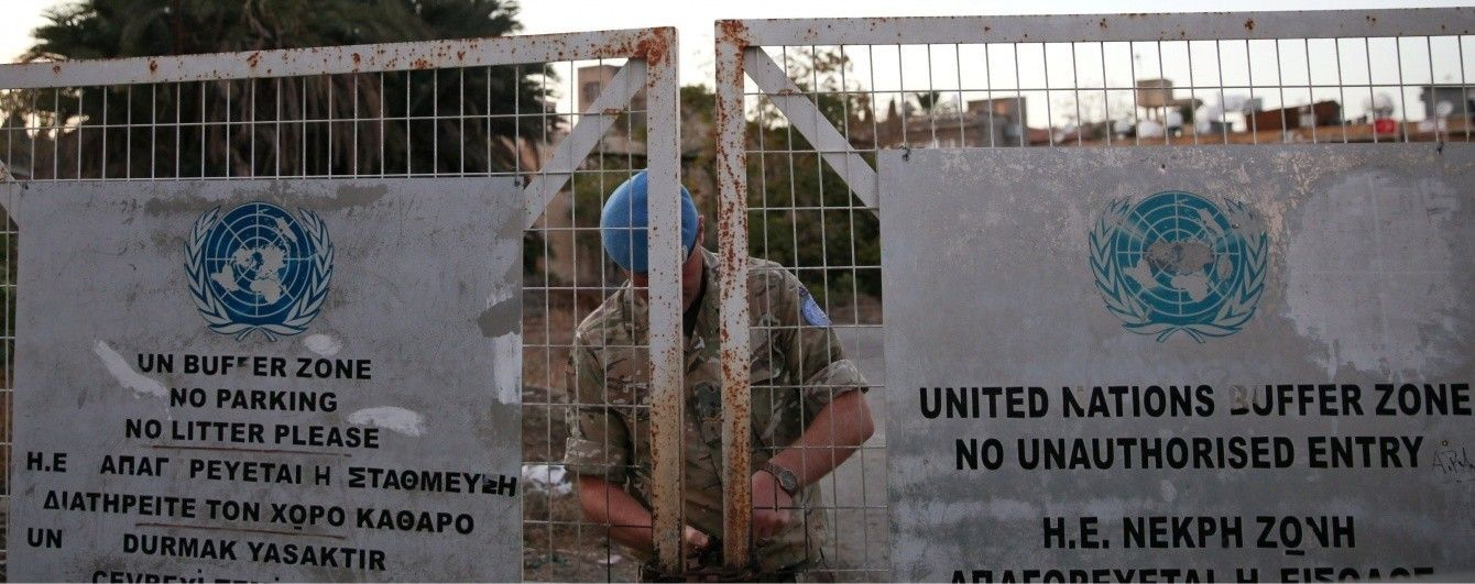 У Швейцарії провалилися переговори щодо возз'єднання Кіпру – ООН