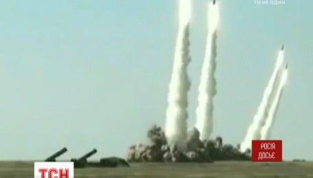 Росія дестабілізує безпеку Європи нарощенням власних ракетних сил
