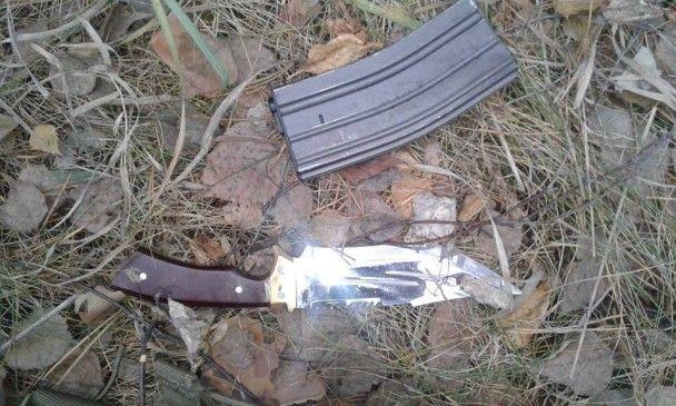 Троє молодиків з гвинтівками для пінболу намагалися вдертися до військової частини в Чернігові
