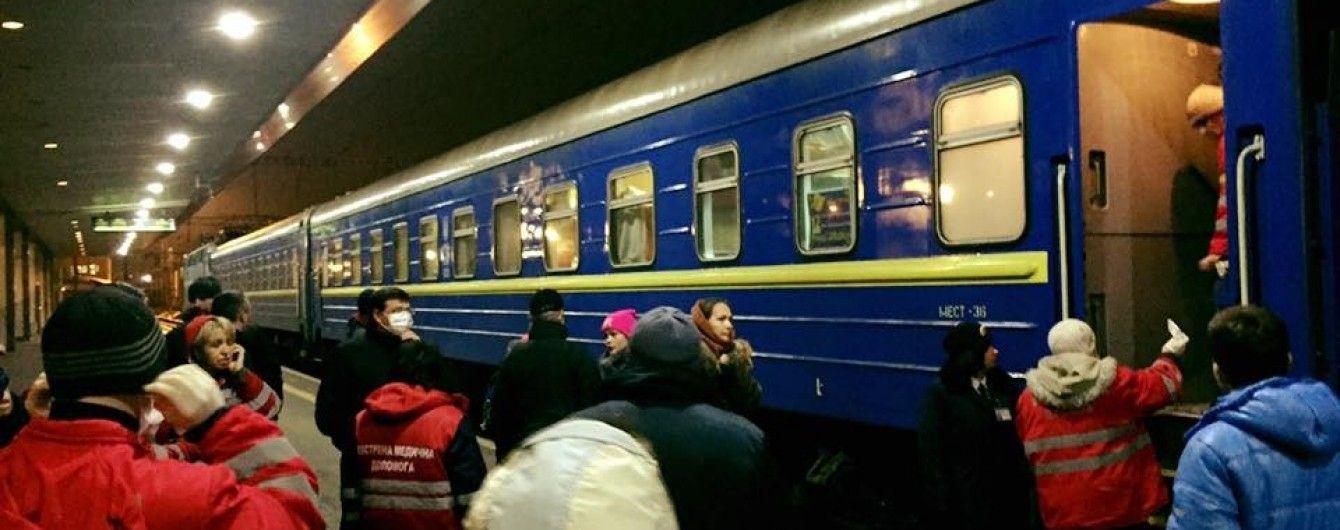 У Кам'янці-Подільському зростає кількість постраждалих з отруєнням