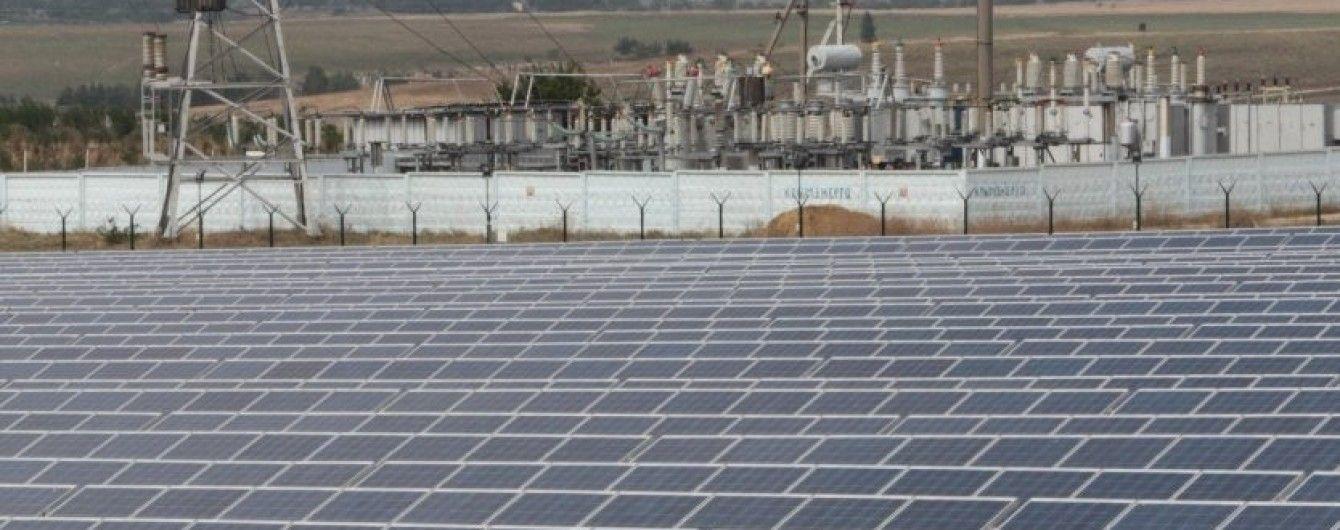 Двом компаніям виділили ділянки в Чорнобильській зоні для будівництва сонячних електростанцій