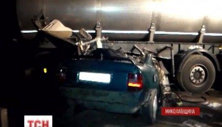 Вблизи Николаева произошло смертельное ДТП с участием военных