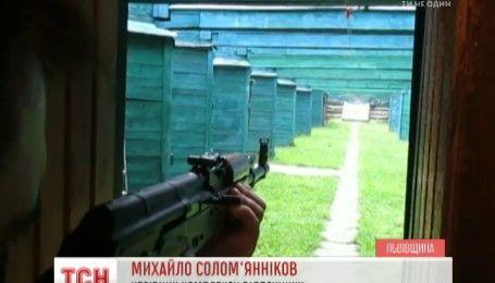 На Львовщине мужчина с автомата Калашникова застрелился на территории комплекса отдыха
