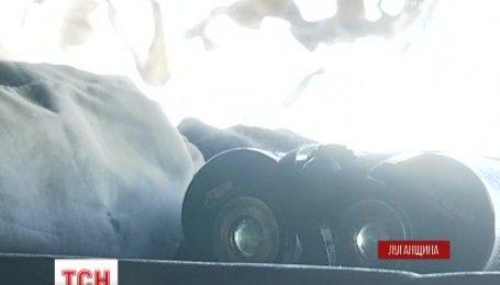 В Новоалександровке боевики провоцируют воинов, паля из минометов