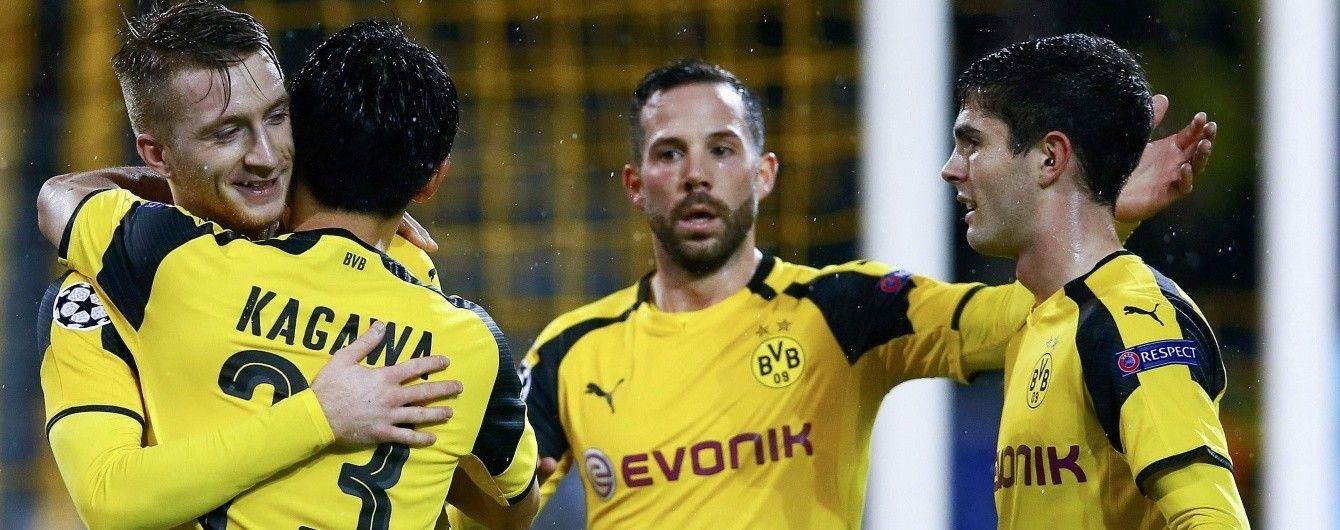 """Важка перемога """"Лестера"""" і гольове божевілля в Дортмунді. Результати Ліги чемпіонів за 22 листопада"""