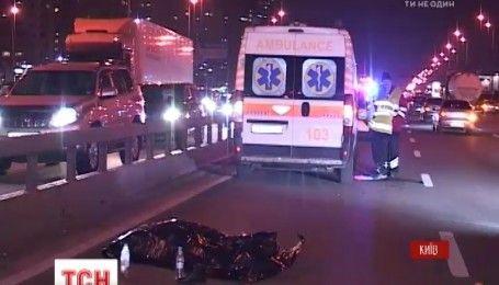 Шестикласник загинув у ДТП у Києві