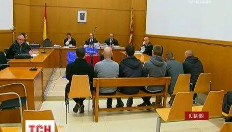 За избиение украинцев в Барселоне осудили шестерых мужчин
