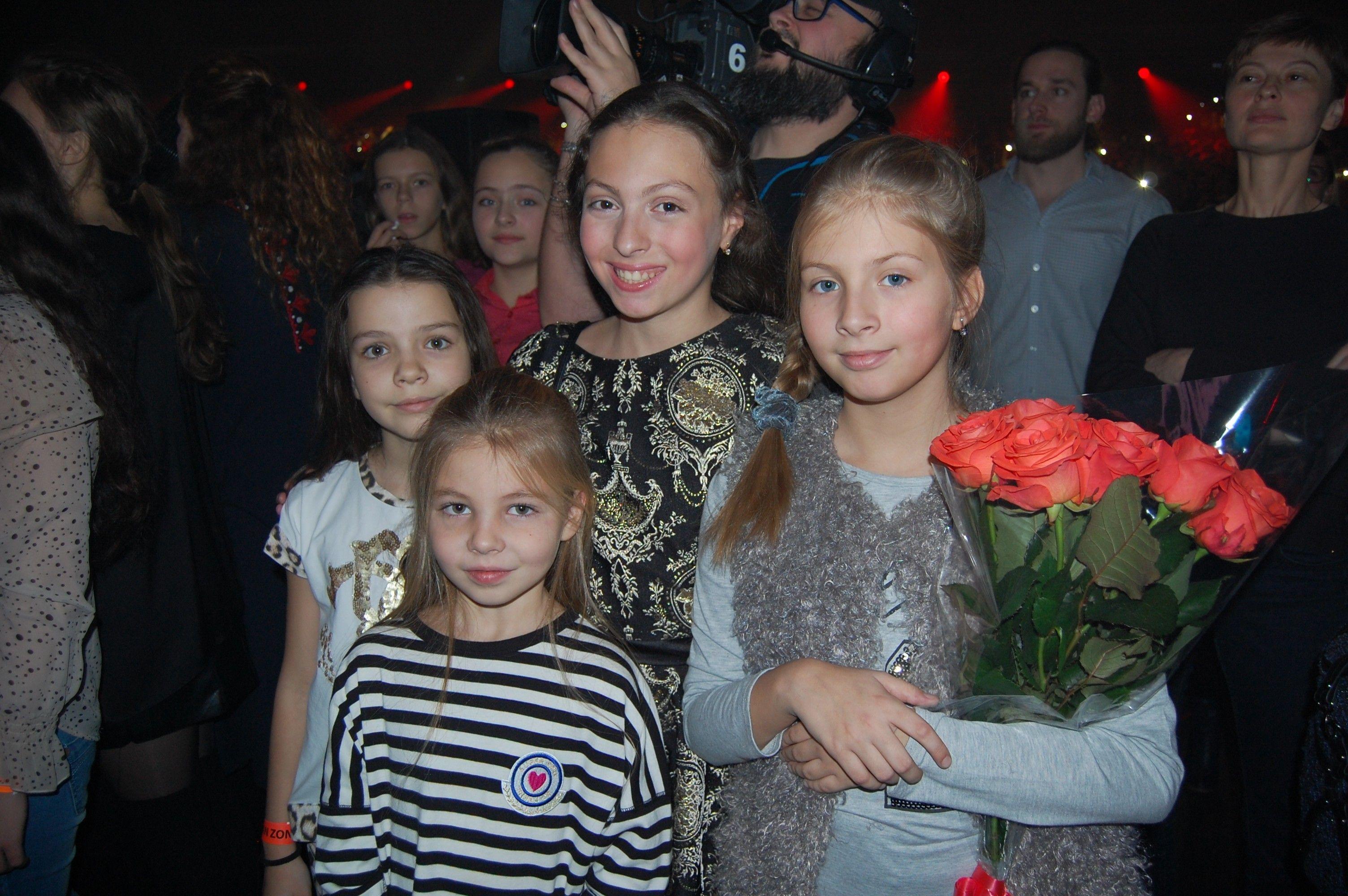 Дочь Оли Поляковой Маша_2