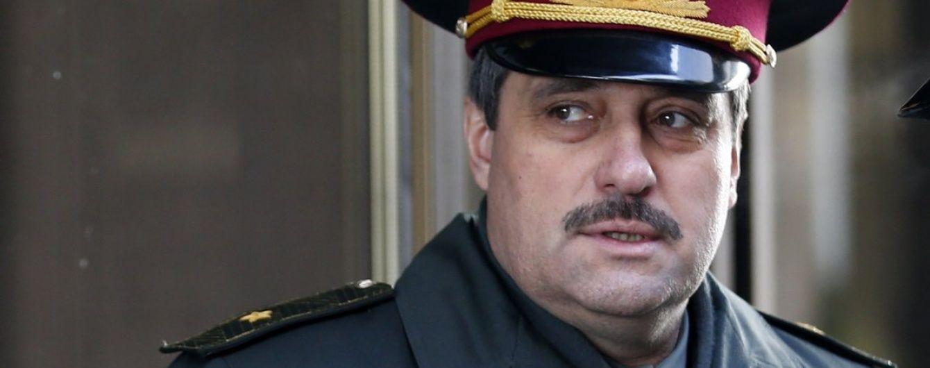 Генерал Назаров оскаржив рішення суду про сім років тюрми за катастрофу Іл -76