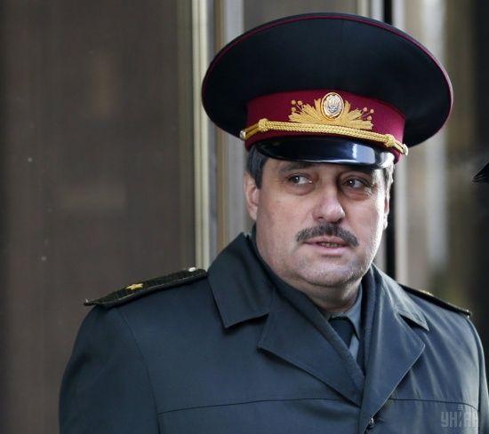 Розгляд апеляції генерала Назарова почався зі скандалу