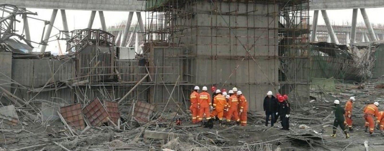 У Китаї під час будівництва електростанції стався масштабний завал