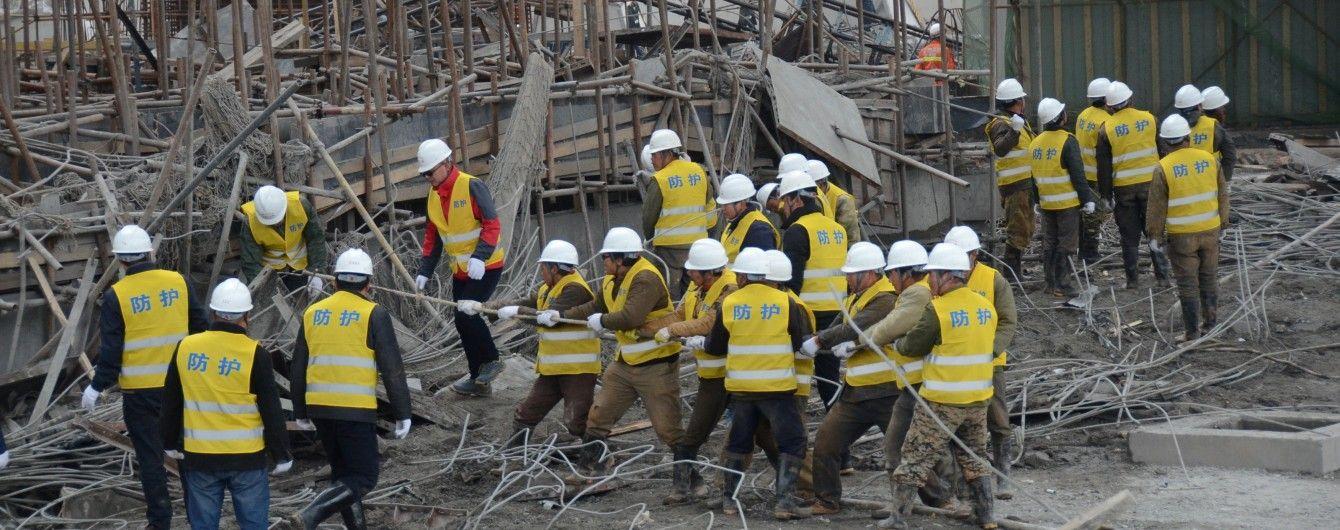 У Китаї стрімко зросла кількість загиблих унаслідок завалу на недобудованій електростанції