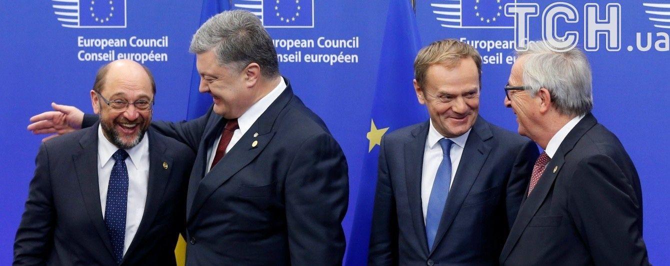 Підписані угоди та заяви про долю безвізу. Підсумки саміту Україна-ЄС
