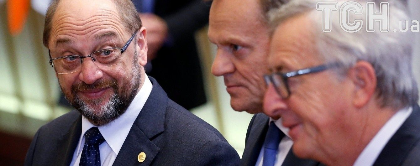Шульц назвав держави ЄС, які вагаються щодо безвізу для України