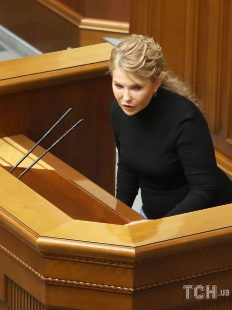 Юлия Тимошенко / © Getty Images