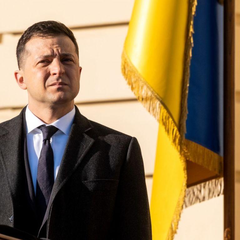 Збиття літака МАУ та збройна агресія РФ: Зеленський поговорив телефоном з Трюдо