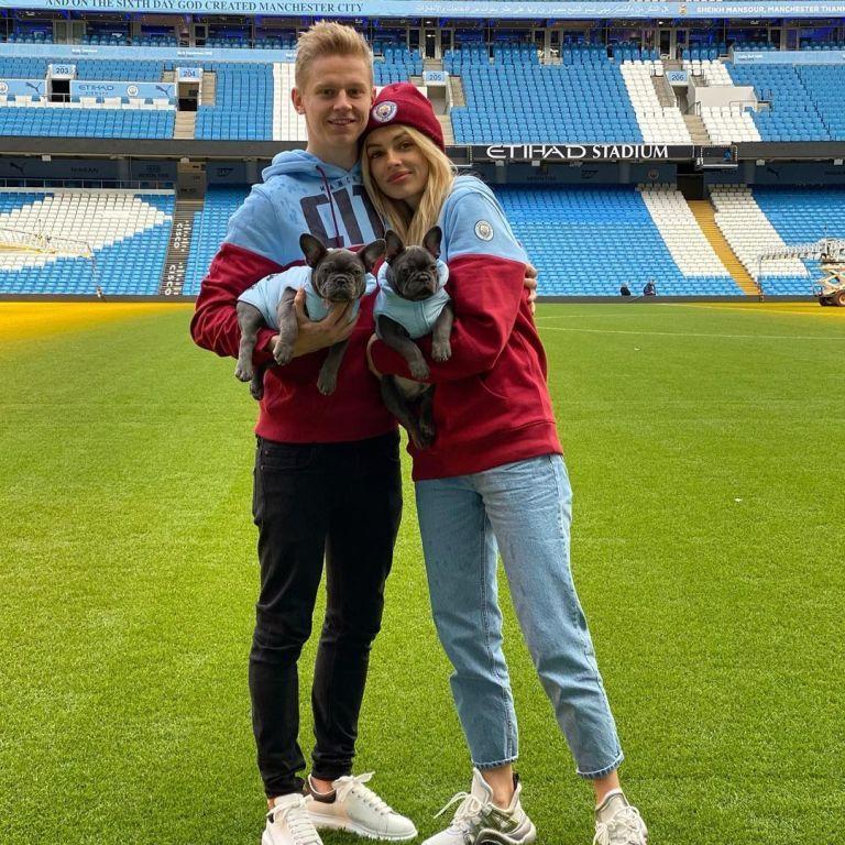 Красотка-жена Зинченко показала, как поддерживает мужа в финале Лиги чемпионов: фанаты ждут семейного фото с трофеем