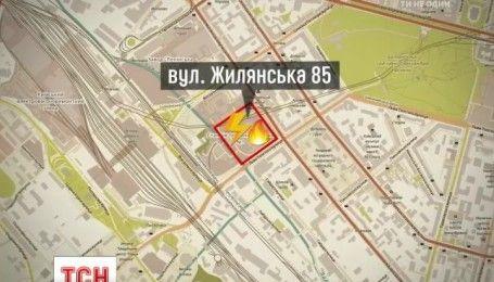 У центрі столиці палають тунелі з високовольтними кабелями під ТЕЦ