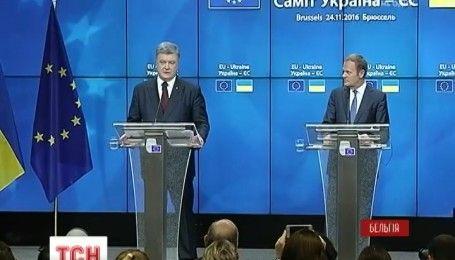 Без открытых границ, но с деньгами: что принес саммит Украина-ЕС